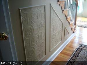 Декоративное оформление стен  39af87093bb9a8abe17ac54d0a577abc