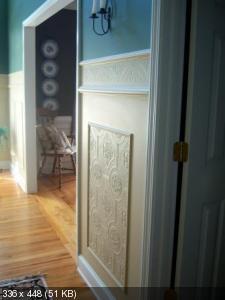 Декоративное оформление стен  5dce0008f7c07a5f9d57623bfefacce0