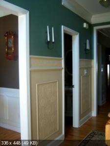 Декоративное оформление стен  837d2956b3d7a451e568d47b15becbec