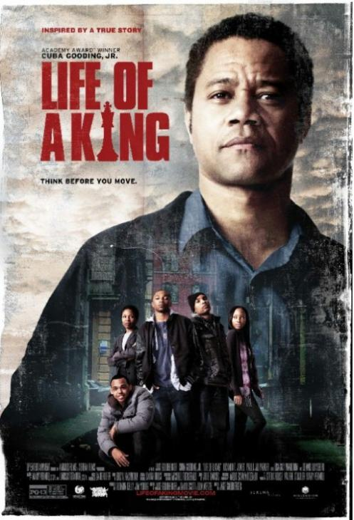 Szach-mat / Life of a King (2013) PL.480p.BRRiP.XViD.AC3-K12 / Lektor PL + Rmvb