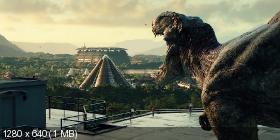 Мир Юрского периода: Дилогия / Jurassic World: Dilogy / 2015-2018 / BDRip 720p от HELLYWOOD