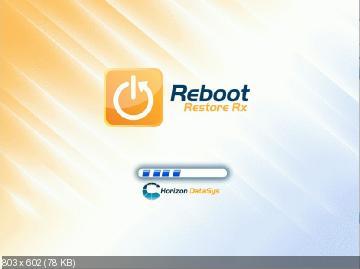 Reboot Restore Rx 2.0 Build 201510081616