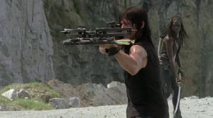 Ходячие мертвецы / The Walking Dead [6 сезон 1-8 серии из 16] (2015) WEB-DLRip от qqss44 | LostFilm