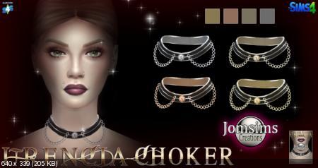 Колье, ожерелья, ошейники - Страница 4 B72ce12c8da02a00036040cf85631d82